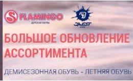 """Большое обновление ассортимента ТМ """"Flamingo"""" и ТМ """"Qwest"""""""