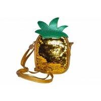 10-04-035, Рюкзак, золотистый, 12,5x5x16, INDIGO STAR